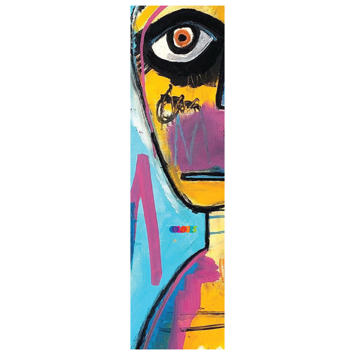 Colours Griptape 9x33 - Am Cool