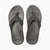 Reef Fanning Low Mens Sandal - Black Fossil (bfs)