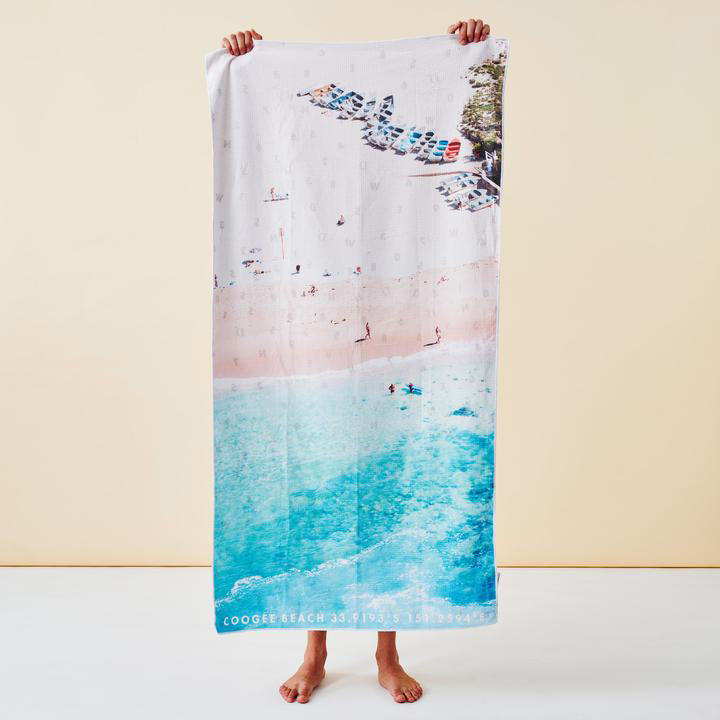 Destination Towels - Coogee Boats