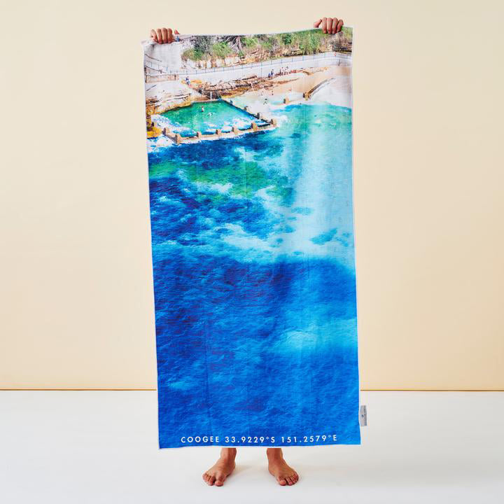 Destination Towels - Coogee Corner