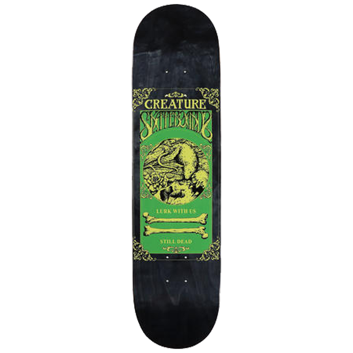 Creatures Russell Coat Of Arms VX Skateboard - 8.6 x 32.11
