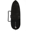 Creatures 7ft 1 Fish Icon Lite Surfbag - Black Silver