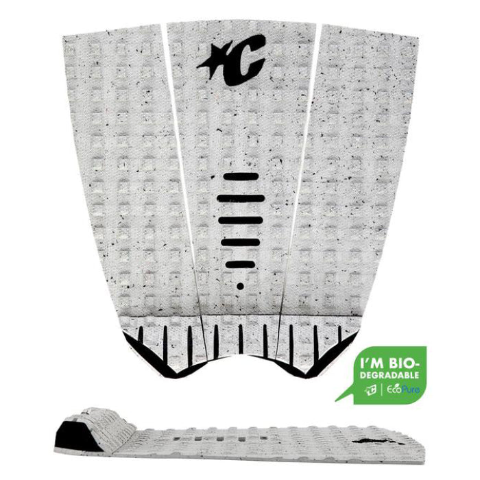 Creatures Mick Fanning Lite Ecopure Pad - Cement Eco