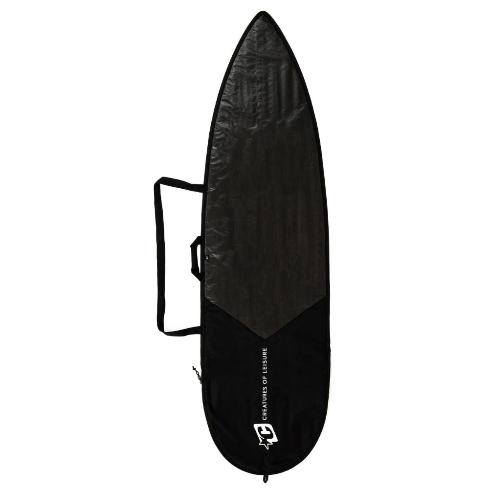 Creatures Shortboard Icon Lite 5ft 10 - Black Silver