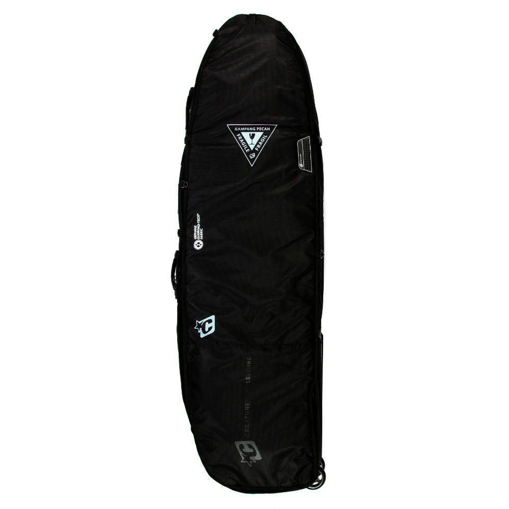 Creatures Shortboard Quad Wheely 6ft 7 - Black/Charcoal