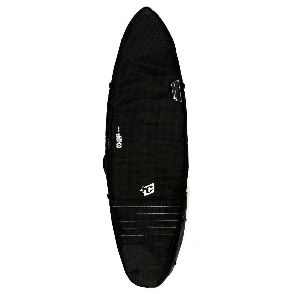 Creatures 6ft 7 Shortboard Day Use - Black Black