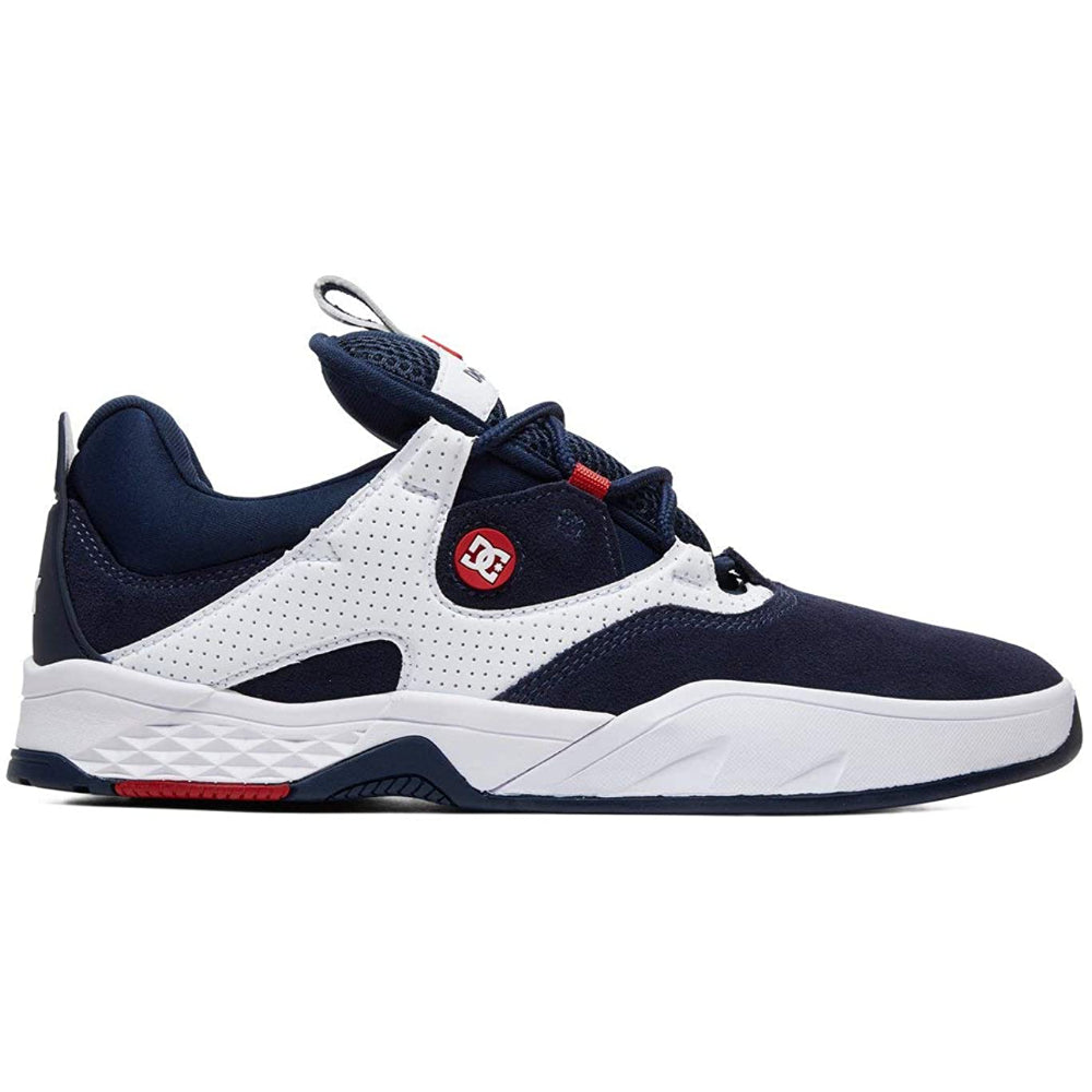 DC Kalis Shoe - Mens - Navy/White