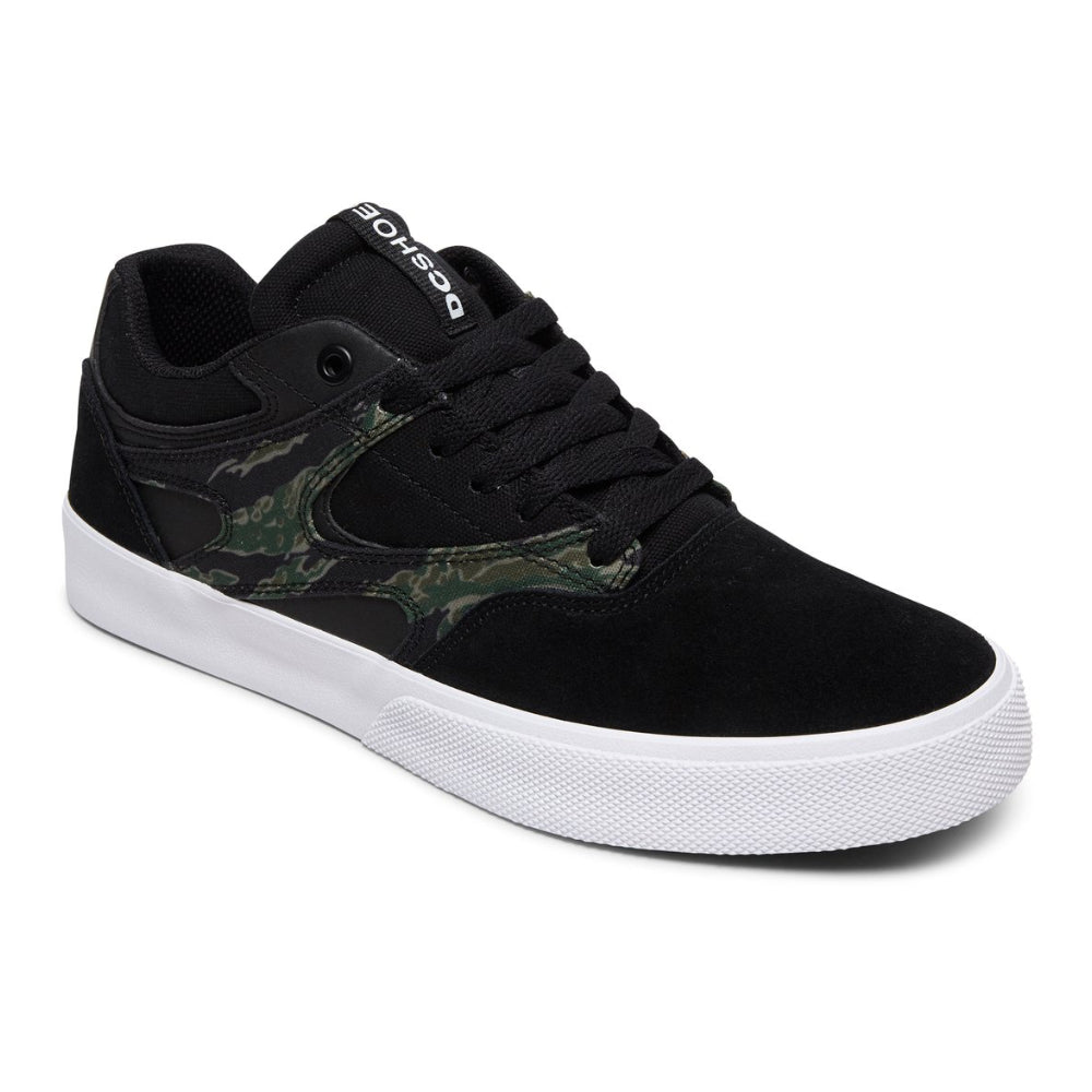 DC Kalis Vulc SE Shoes Mens - Black Camo