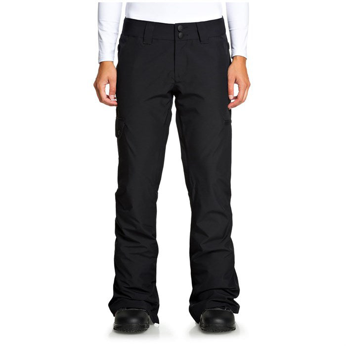 DC Recruit Pants Womens - Black