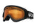 Dragon DX Goggle - Black/LL Amber