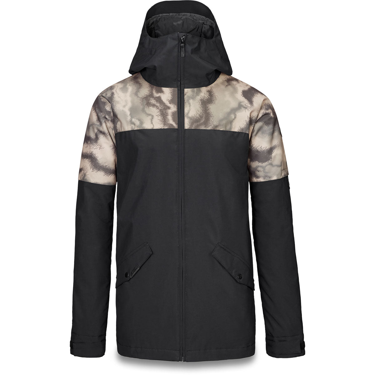 Dakine Denison Jacket - Mens Black/Ash Camo