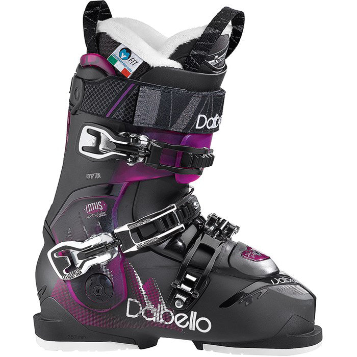 Dalbello KR Womens Ski Boots - Lotus/Coffee