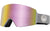 Dragon RVX OTG Goggle - Cool Grey/LL Pink Ion and LL Dark Smoke