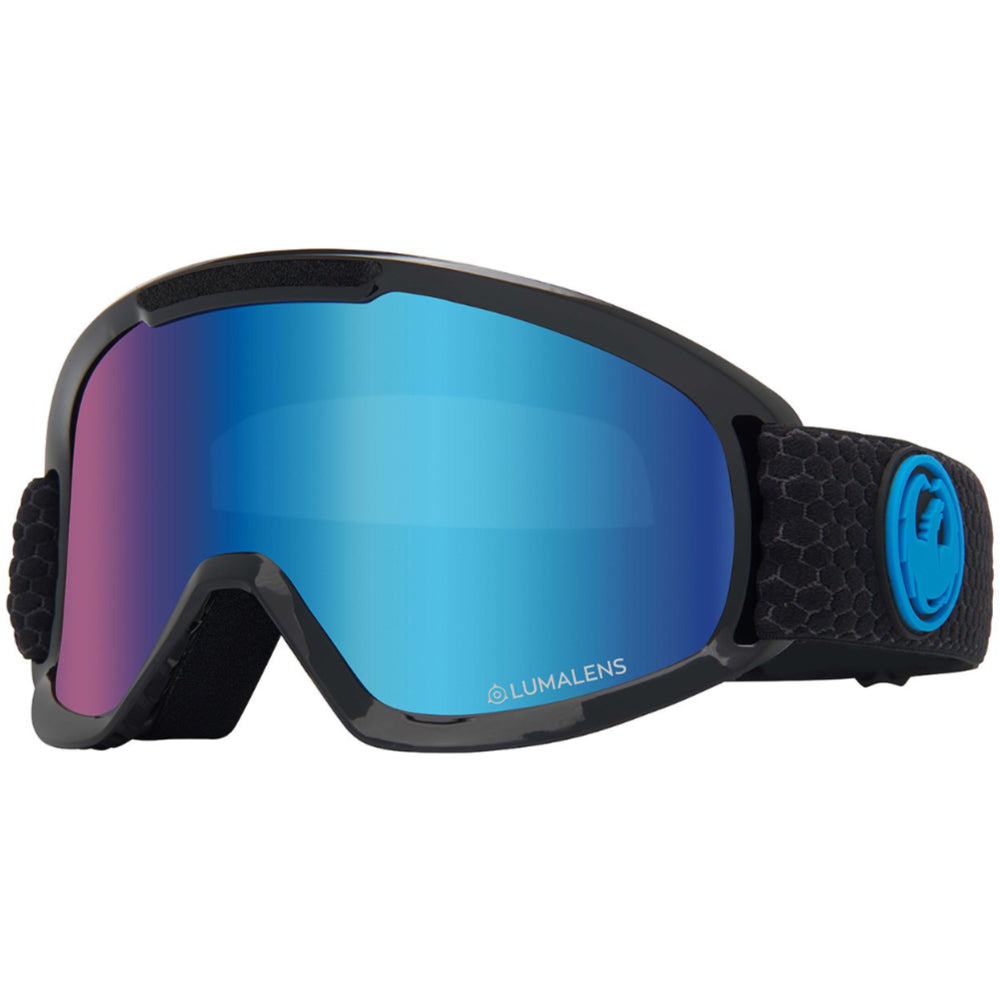 Dragon DX2 Goggle - Split/LL Blue Ionised/LL Amber