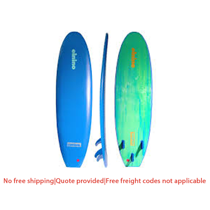 Elnino Cruiser Softboard 6ft 6 - Deep Blue