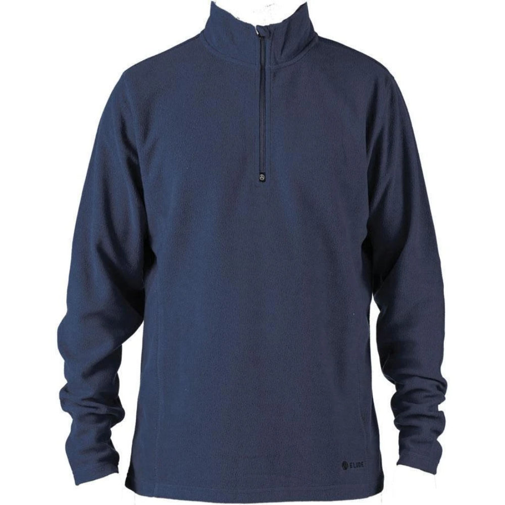 Elude 1/4 Zip Microfleece - Mens - Blue Nights