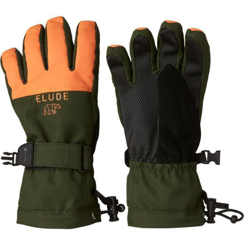Elude Boys Maximise Glove - Celosia Orange