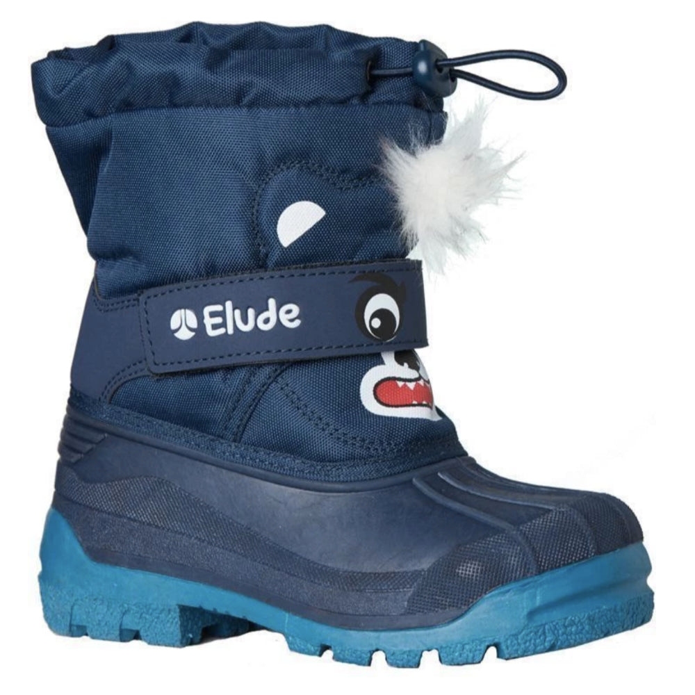 Elude Snow Play Woodlands Boot Kids - Bruce Bear