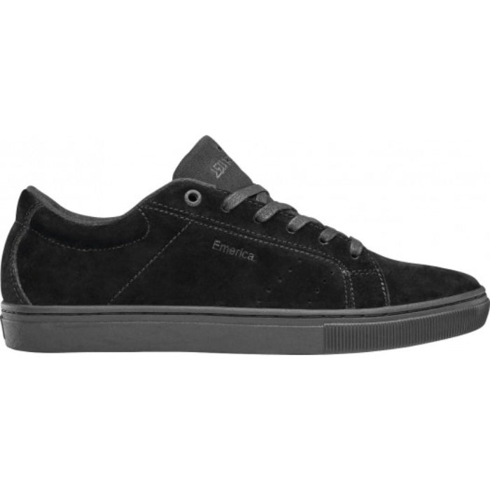 Emerica Americana Shoes Mens - Black/Black/Gum
