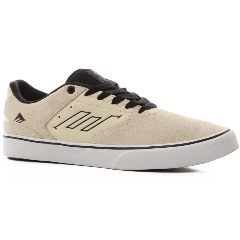 Emerica The Low Vulc Mens Shoe - Bone