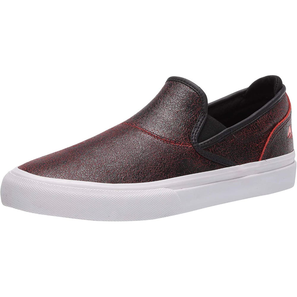 Emerica Wino G6 Slip On Shoes Mens - Black/Red/White