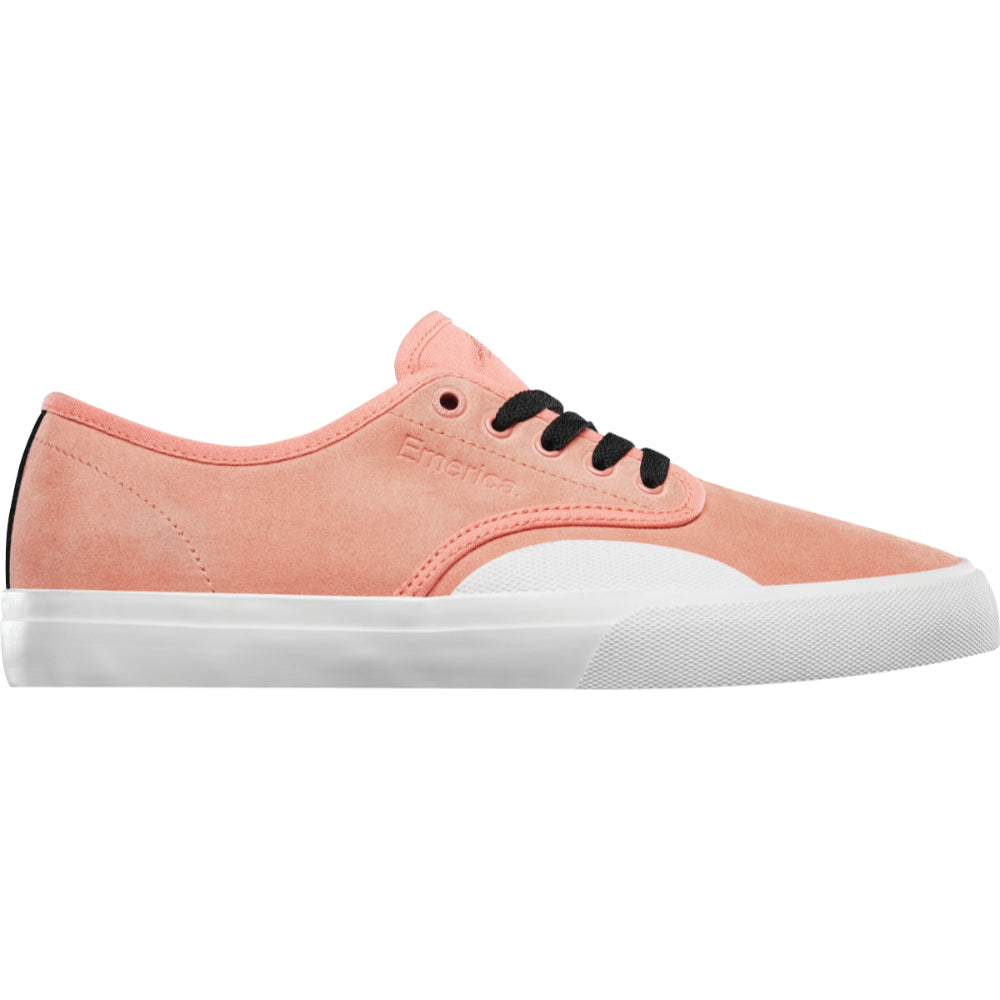Emerica Wino Standard Mens Shoe - Pink/White