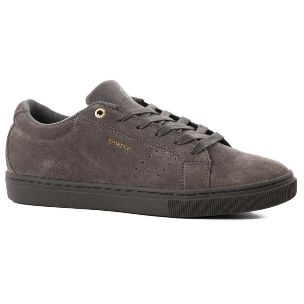 Emerica Americana Mens Shoe - Grey/Grey
