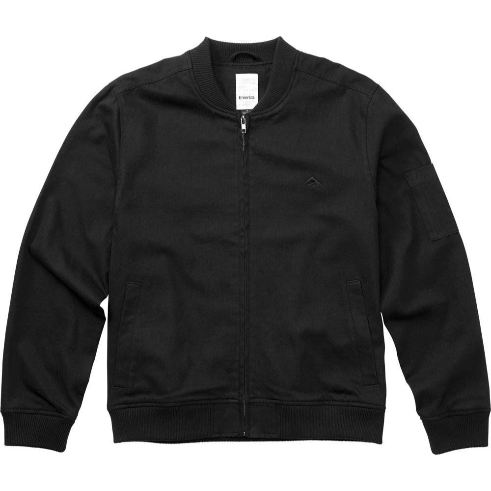 Emerica Bombs Away Jacket - Mens - Black