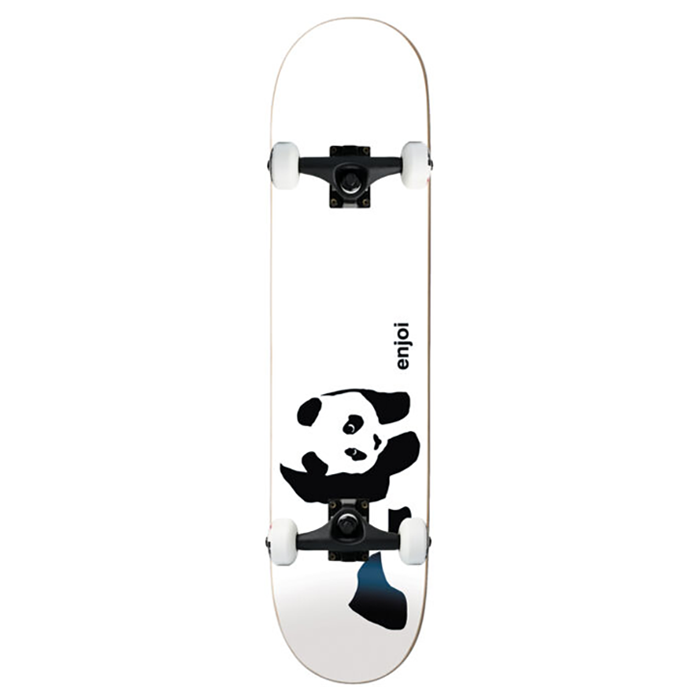 Enjoi Whitey Panda Soft Top Youth Complete - Whitey - 6.75