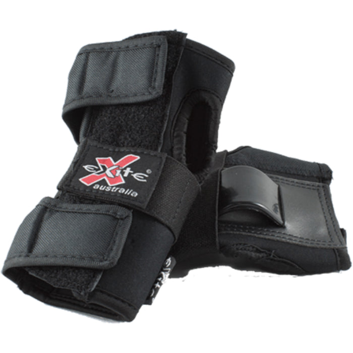 Exite - 50/50 Wrist Guard Skate Protection - Black