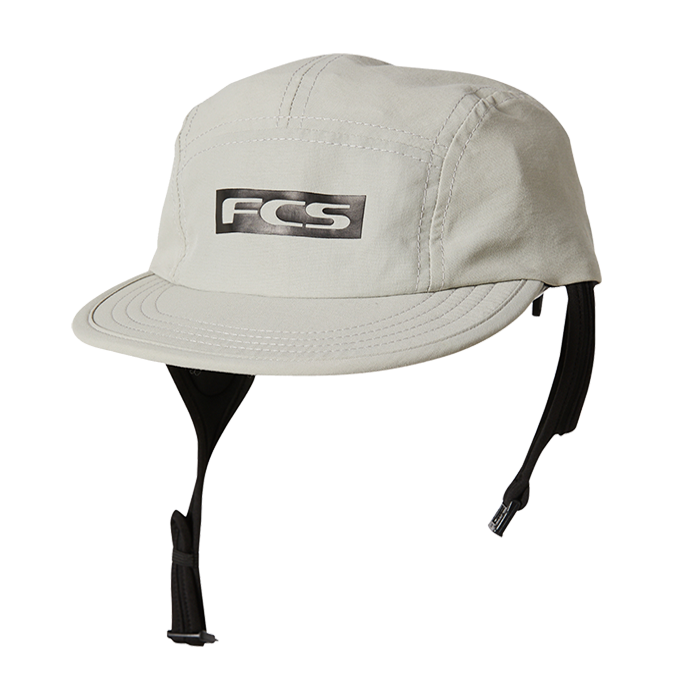 FCS Essential Surf Cap Light Grey - STOCK INSTORE ONLY - CALL OR EMAIL