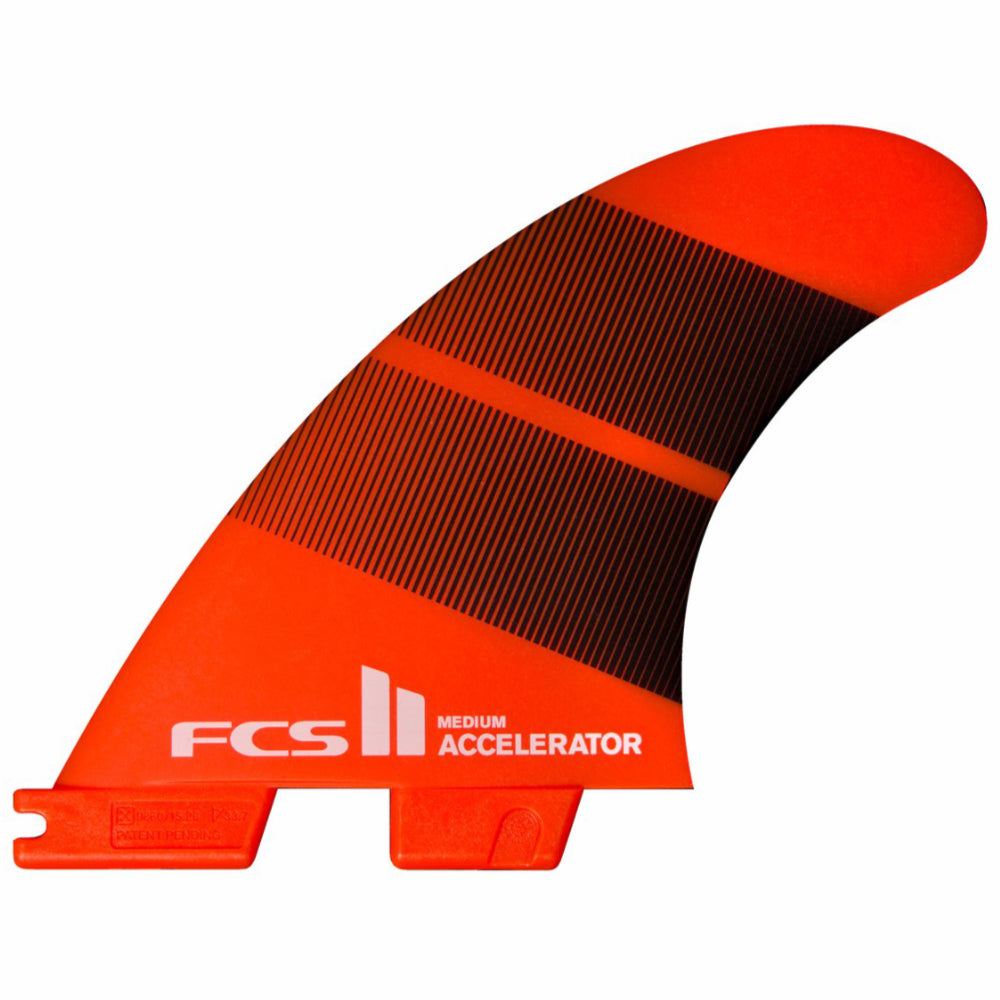 FCS II Accelerator Neo Glass Small Tri - STOCK INSTORE ONLY - CALL OR EMAIL