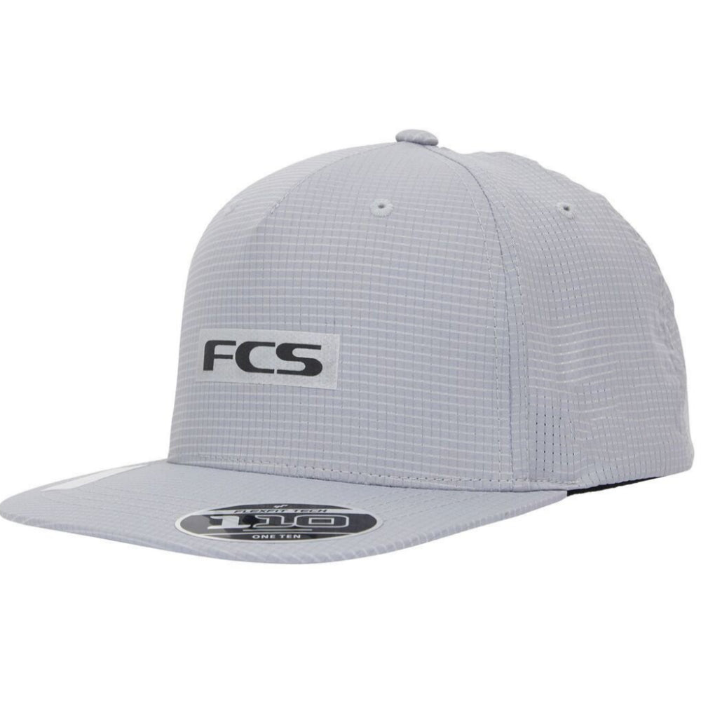 FCS Repel Snapback Cap Grey