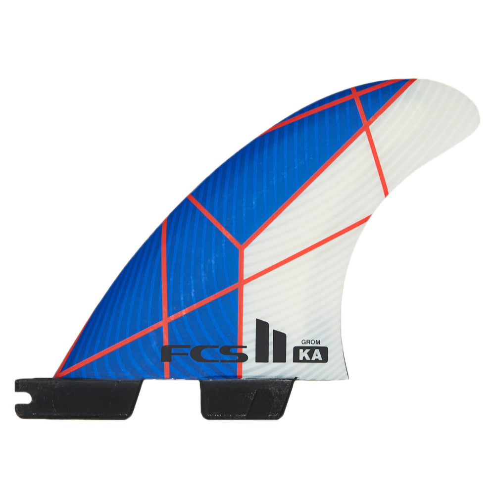 FCS II KA PC Grom Tri - Blue/White - STOCK INSTORE ONLY - CALL OR EMAIL