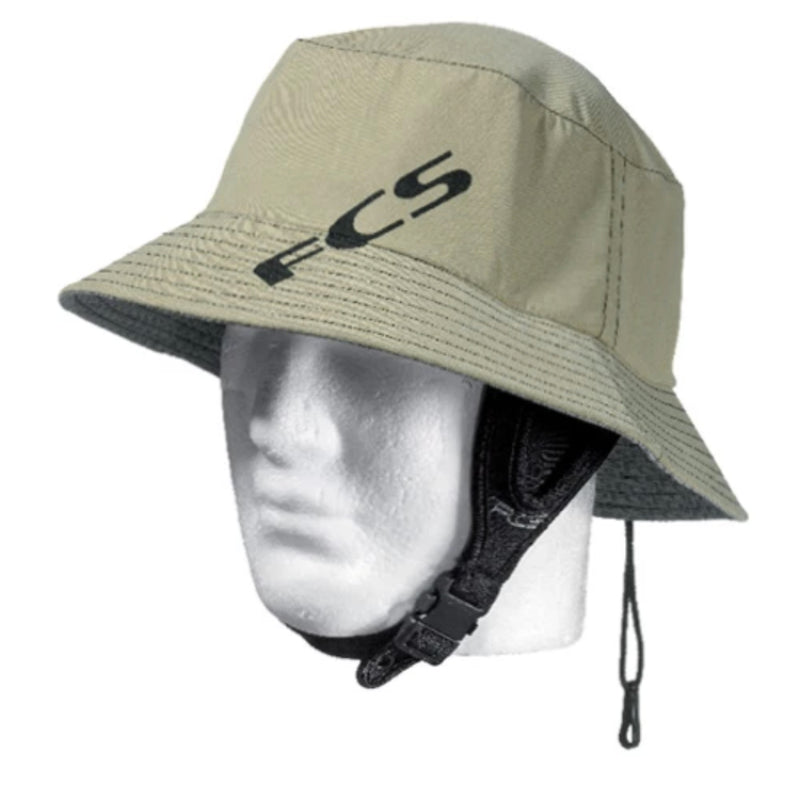 FCS Wet Bucket Hat - Gun Metal - STOCK INSTORE ONLY - CALL OR EMAIL