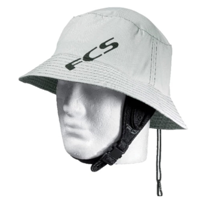 FCS Wet Bucket Hat Grey - STOCK INSTORE ONLY - CALL OR EMAIL