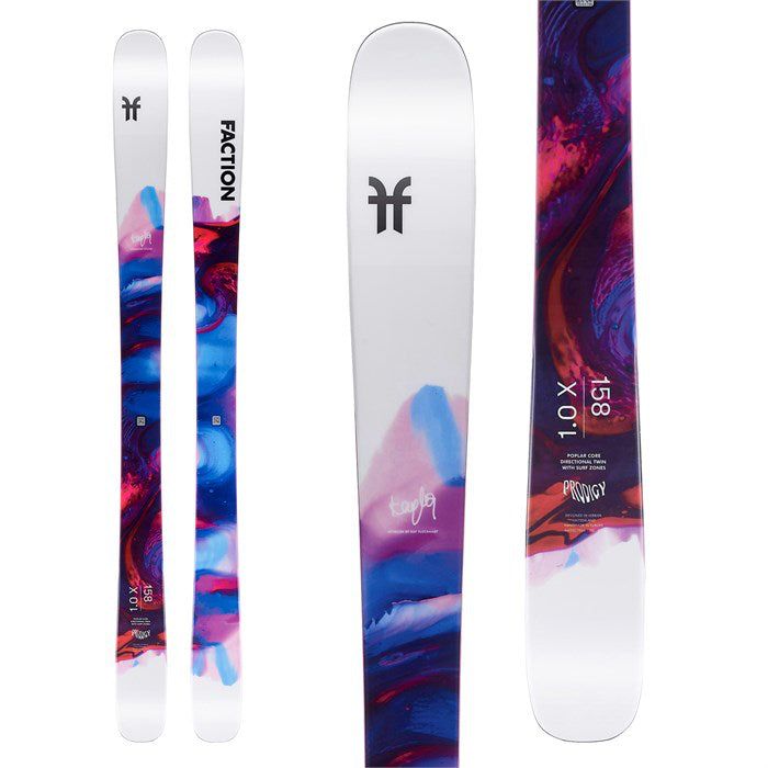 Faction Prodigy 1.0 X Skis Womens - 2020 - 164