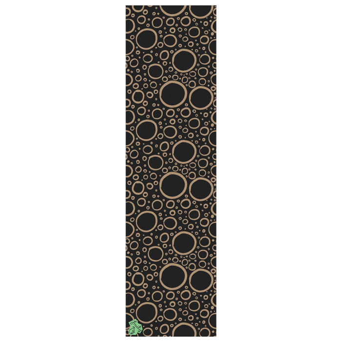 Fruity Griptape 9x33 - Clear Circles Single Sheet