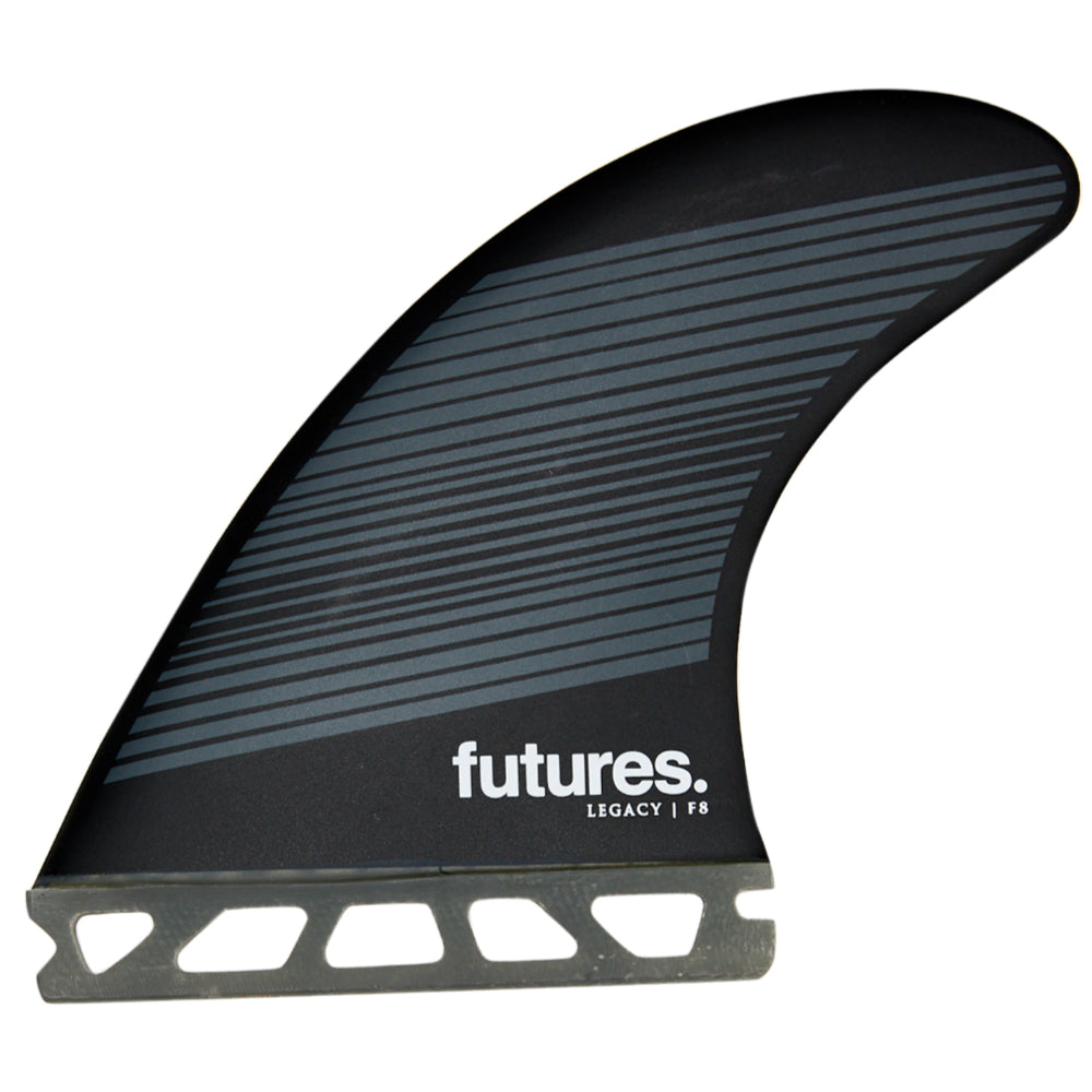 Futures F8 HC Thruster - Neutral - Grey/Black - MEMBERS PRICE