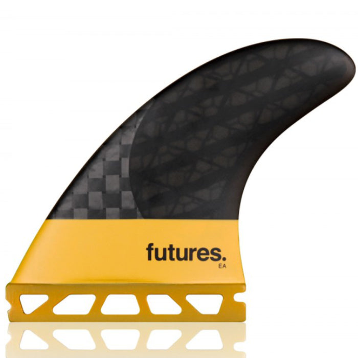 Futures V2EA Blacksticx 3.0 Thruster - Orange - MEMBERS PRICE