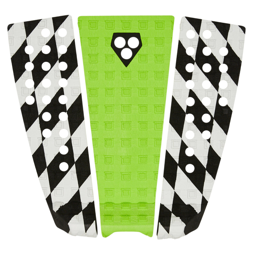 Gorilla Kyuss Green Race Check Deck Grip
