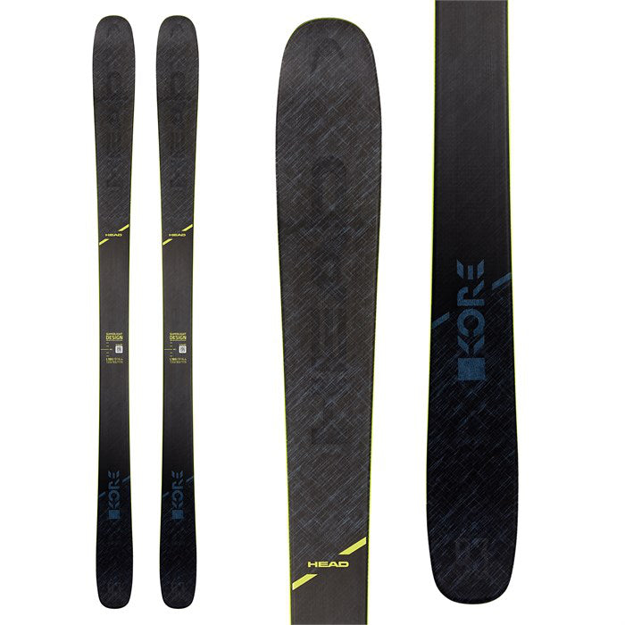 Head Kore 93 Ski Mens 2020 - 163