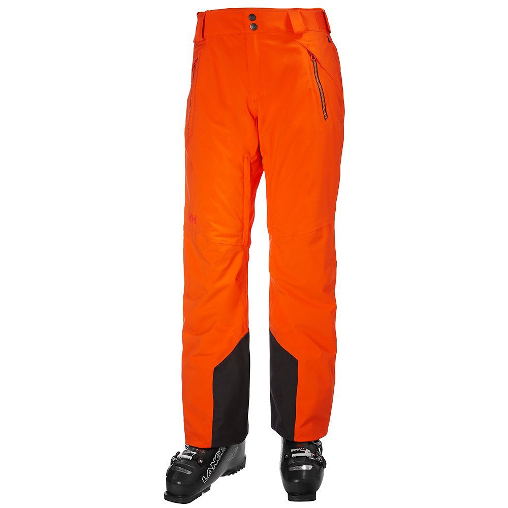 Helly Hansen Force Pant Mens - Alert Red