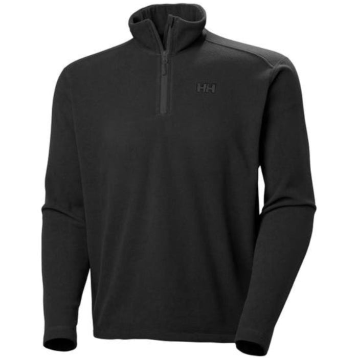 Helly Hansen Daybreaker 1/2 Zip Fleece Mens - Black
