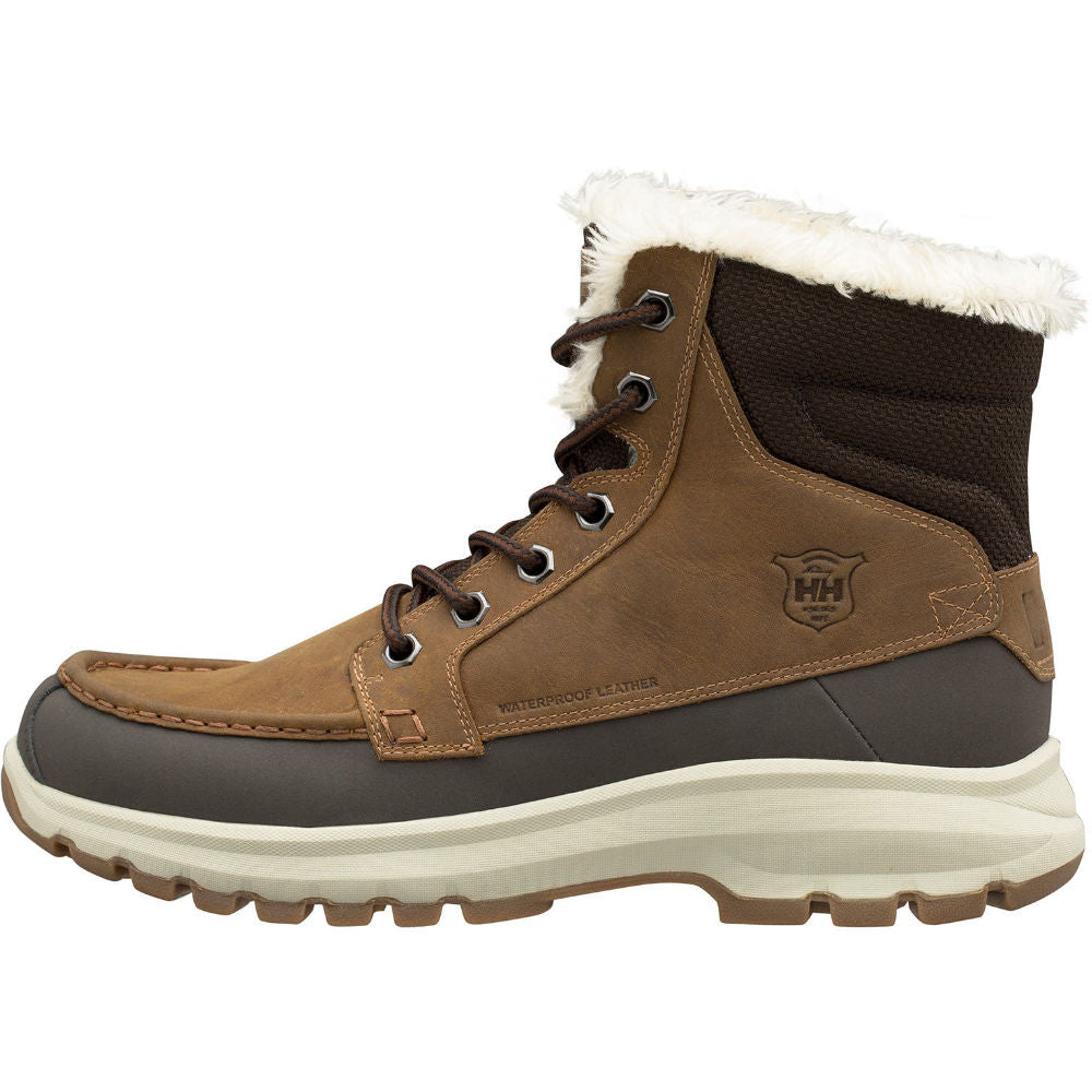 Helly Hansen Garibaldi V3 Boot - Tobacco Brown/Espresso