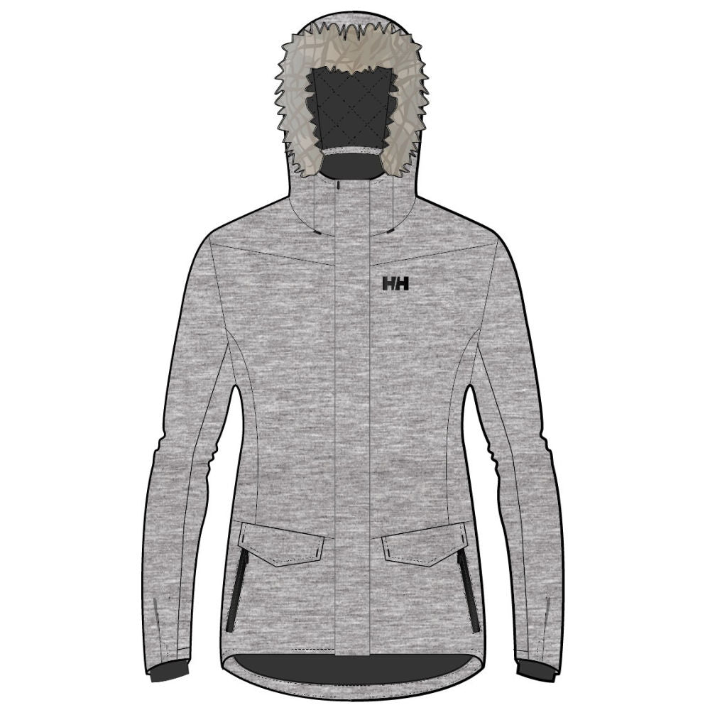 Helly Hansen Snowbird Jacket Womens - Penquin