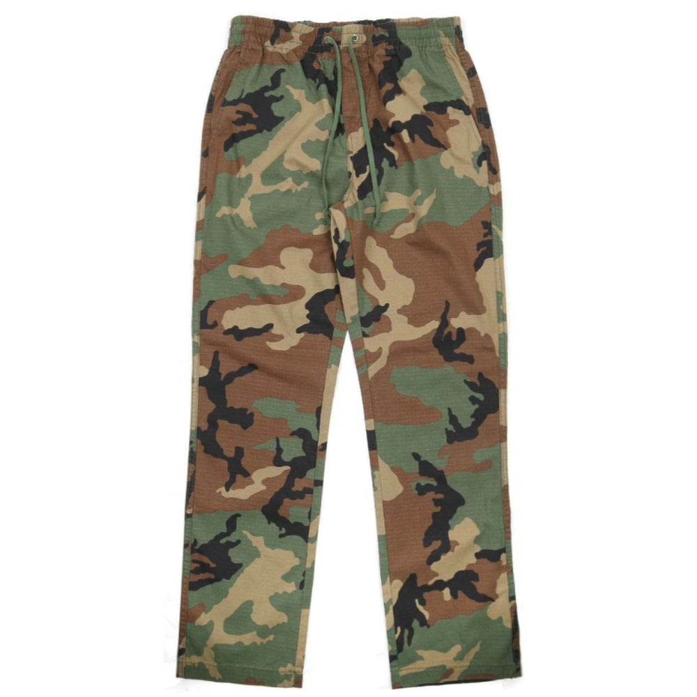 Huf Surplus Easy Pant - Woodland Camo