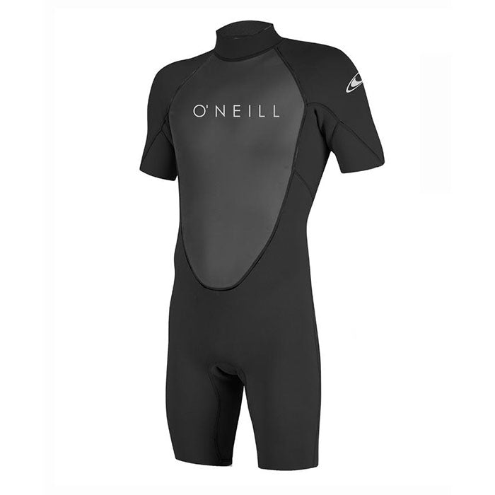 Oneill Reactor II 2mm SS Springsuit Mens - Black/Black