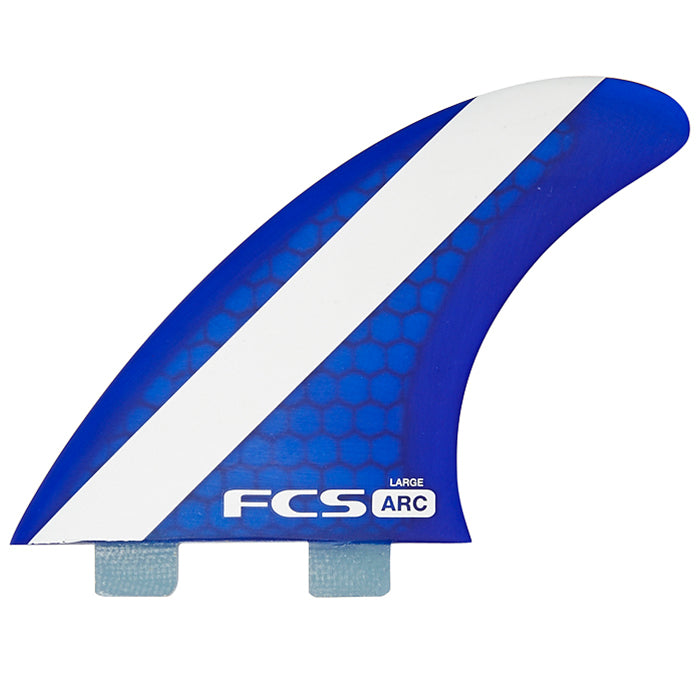 FCS Arc PCLarge Tri Fins - STOCK INSTORE ONLY - CALL OR EMAIL