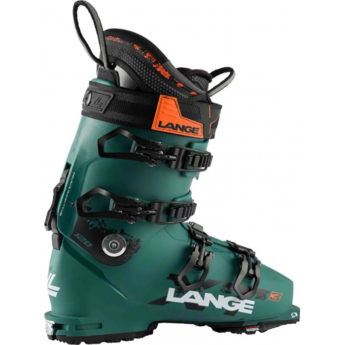 Lange XT3 120 Mens Ski Boots - Jungle Green - 2021